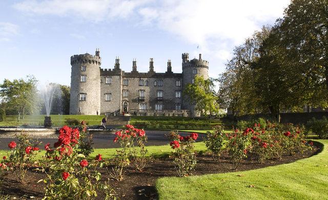 small-Kilkenny Castle; Kilkenny
