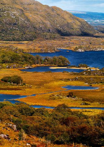 small-Ladies View, Killarney Lakes