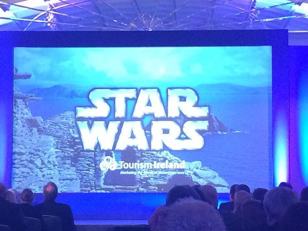 Star Wars Irish Connection